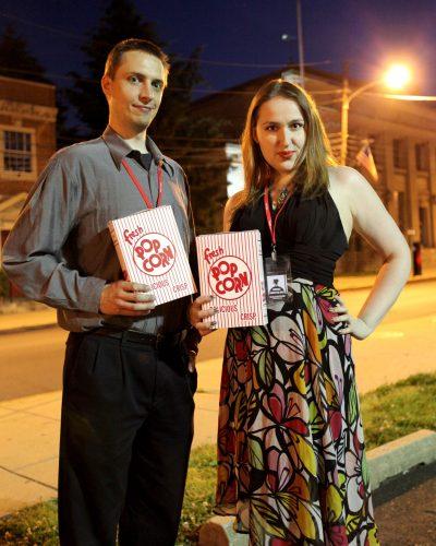 Matt Conant & Stephanie Yuhas.